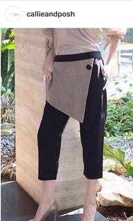 CALLIE&POSH PANTS
