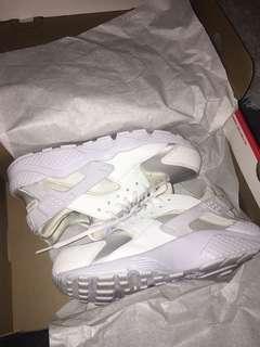 Nike air huarache - white