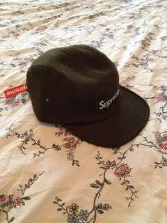 Supreme wool cap