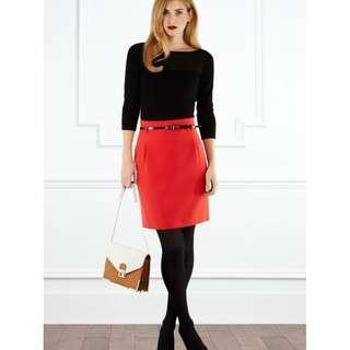 Dotti - Red Skirt