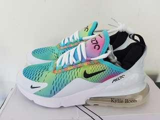 Nike air max 270 size 8
