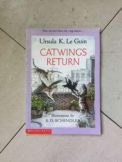 Catwings Return by Ursula Le Guin
