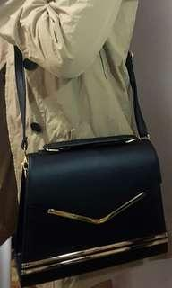 Thailand Bags : Black and Gold