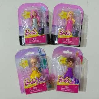 Barbie mini Sale @20rb
