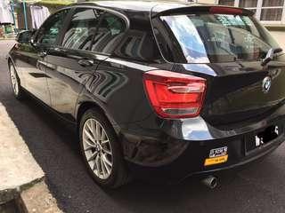 BMW 116i F20 2013