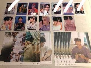 [WTS] Got7 Present: You Album, photocard and lyrics card