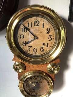 Seikosha wall clock