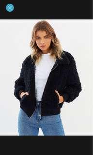 Leila Faux Jacket rrp $120