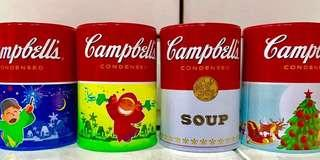 Campbell Soup Coin Banks