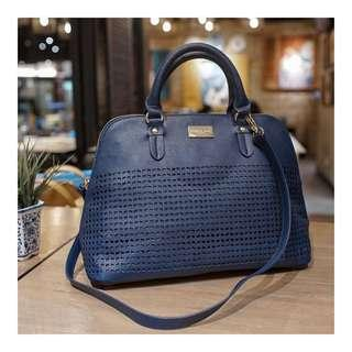 Tas Wanita Cewek Royal Navy Handbag