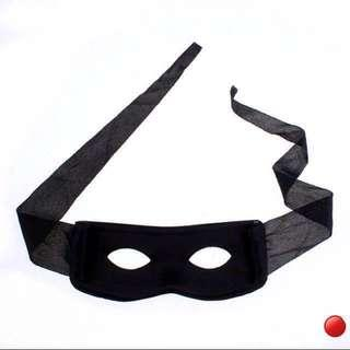 Zorro Fabric Masquerade Mask (design as per cover picture) [for Prom Night, Wedding, Fashion Shows, Costume, Dance Party, Mask Events lace; uncle anthony]