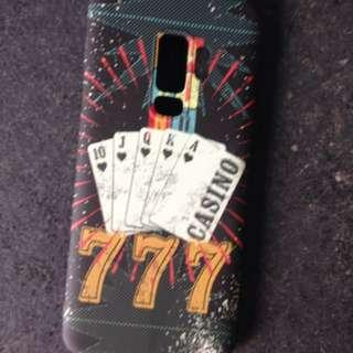 Samsung S9 Plus Hard Case - Casino