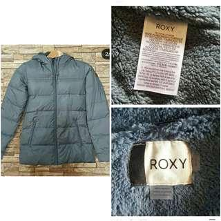 Roxy freely quilted hoodie jacket