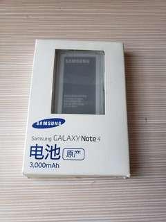 [請自由出價]Samsung Galaxy Note 4 備用電池