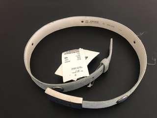 301 guertel belt