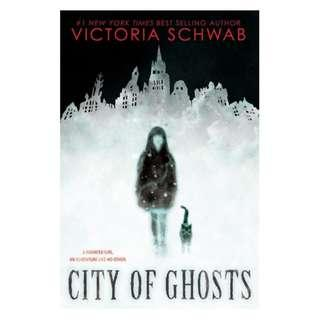 [Ebook] City of Ghosts (Cassidy Blake #1) by Victoria Schwab