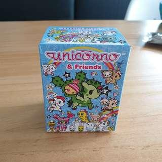 BNIB Unicorno & Friends Blind Box