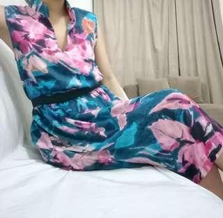 Arithalia Flower Dress