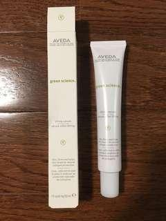 Aveda green science lifting serum