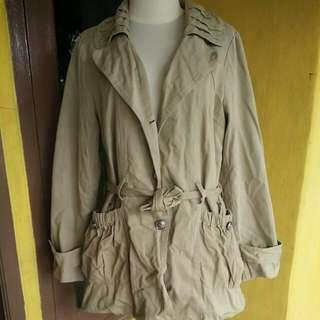Canvas Coat