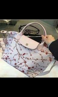 Sale!longchamp sakura med bag
