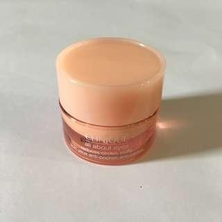 Clinique all about eyes deluxe sample size 7ml