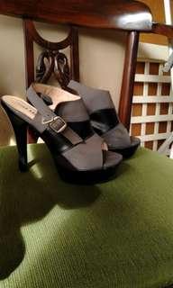 Three ladies heels