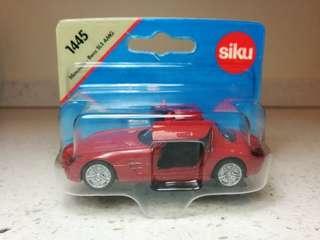 Siku Die Cast Vehicles Mercedes & Bugatti