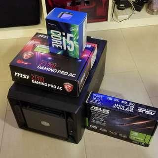 Intel I5 project PC