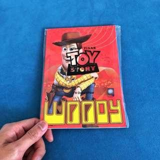 Toy Story Note Book 記事本