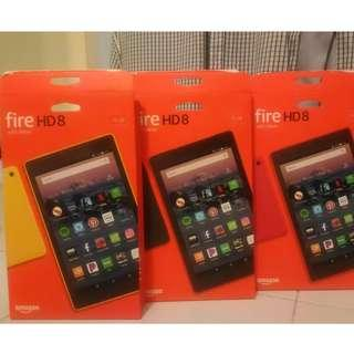 Christmas special: Amazon Kindle Fire HD 8 or Fire 7 or HD10