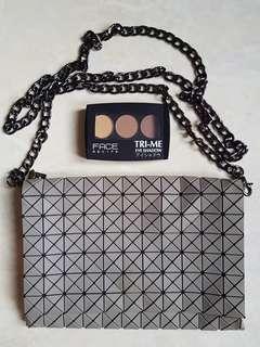 Jual 2 sekaligus (mini bag dan eyeshadow) #xmassale