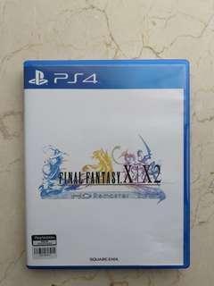 Final fantasy x, x -2 hd remastered (ff 最終幻想
