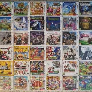 Service To Add Free 3DS Games To Your 3DS 2DS XL