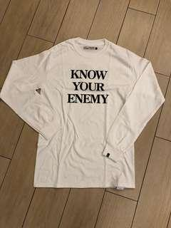 Forty Percent T-shirt (KNOW YOUR ENEMY)