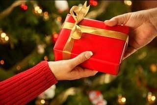 Christmas Gift Shopping!
