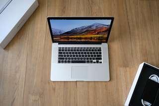 Apple 15in Macbook Pro 512GB Complete Not Dell XPS Alienware