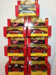 Shell Hot Wheels Ferrari