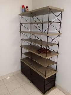 Almari kasut for sale