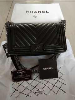 New Chanel Black