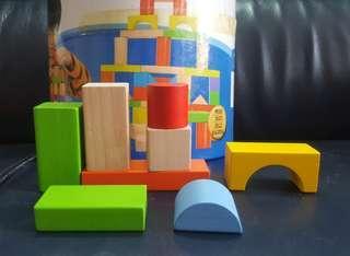 木製兒童積木