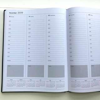 全新 大大本 2019 Management Diary