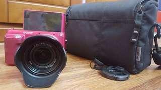 Sony Camera Model NEX-F3 16.1 Megapixels