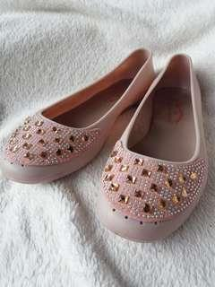 Jelly shoes blink blink