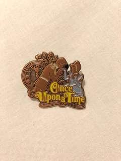 灰姑娘 Cinderella pins Tokyo Disney Pin 東京迪士尼徽章 襟章