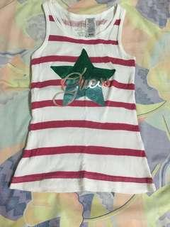 Guess singlet size 5