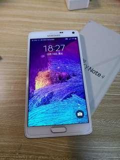 🚚 Samsung Note4 32gb white