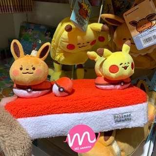 Pokemon Center 比卡超xKanahei Crossover  Pokemon Yurutto