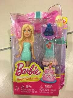 Barbie Birthday Series April (Reduced Price)