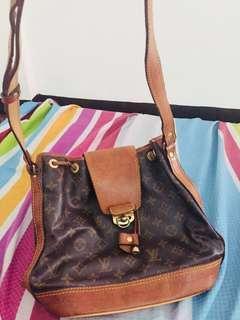 Authentic LV Neverfull Monogram Bag